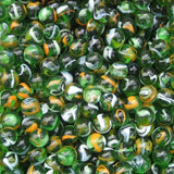 Jungle Game Net Set 25 Pc Glass Mega Marbles