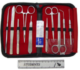 Dissecting Kit Approved by Senior Medical Students and Professors for Anatomy Dissection