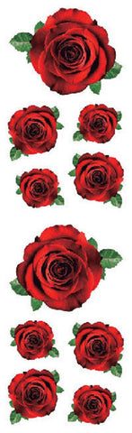 Mrs Grossman's Stickers - Red Roses -  Photos