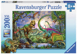 Dinosaurs: The Realm of Giants 200 Piece Premium Puzzle, by Ravensburger
