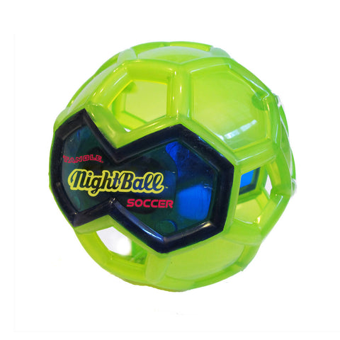 Tangle Night Ball Light-Up Matrix Soccer Ball