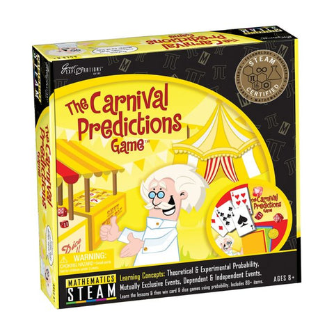Great Explorations STEAM Carnival Predictions Game