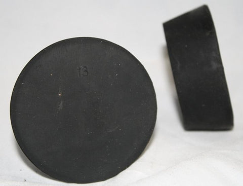 Rubber Stopper: Solid: Size 13