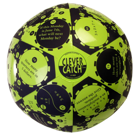 Clever Catch Ball Multiplication - Builds Math Skills