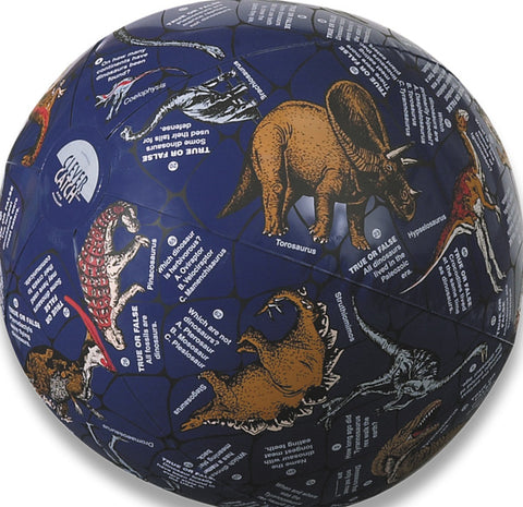 Clever Catch Ball: Dinosaur