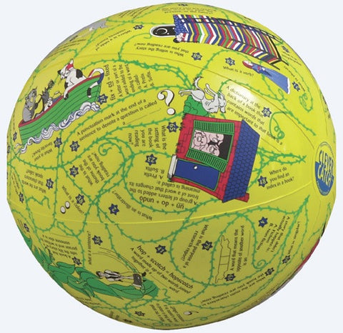 Clever Catch Ball: Literacy - Primary