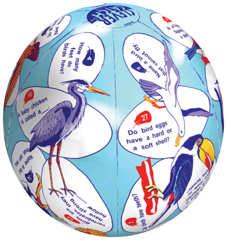 Clever Catch Ball: Elementary Science -Bird Facts