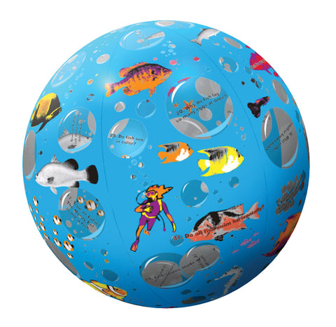Clever Catch Ball: Fish