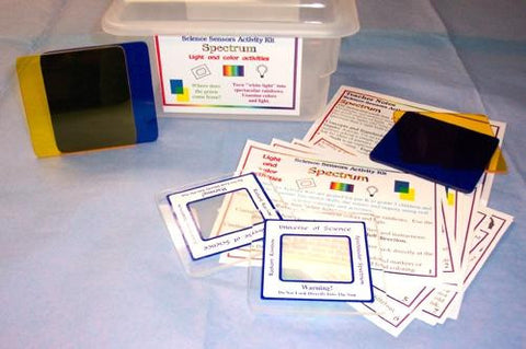 Spectrum - Individual Size-Chemistry Experiment Kit