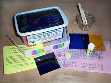 Colorama Chemistry Experiment Kit - Individual Size