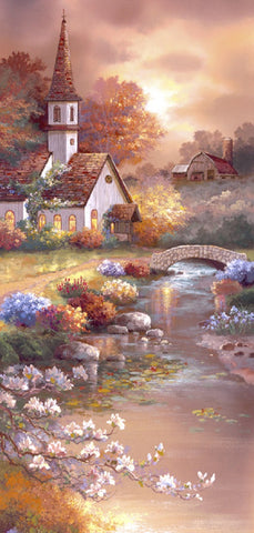 Morning of Peace - Jigsaw Puzzle - 1000 pc