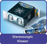 Science X - 3D Optics Kit - 6 Stereoscope Activities