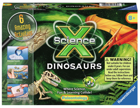Science X - Dinosaur Discovery Excavation Expedition