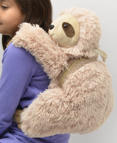 "19"" Kiwi Sloth Plush Back Pack by Unipak Designs"
