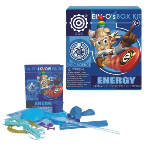 EIN-O's Energy Box Kit