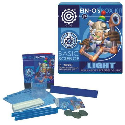 EIN-O's Light Box Kit