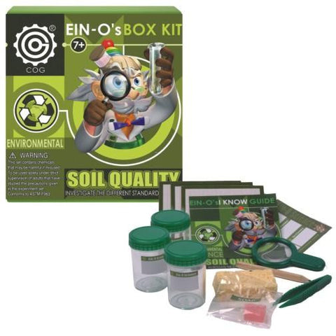 EIN-O's Soil Quality Box Kit
