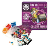 EIN-O's Color Mixer Box Kit Essential Chemistry
