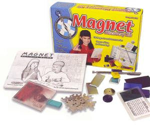 Magnetic Discovery Kit 28 Items