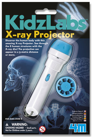 4M KidzLabs X-Ray Projector by Toysmith