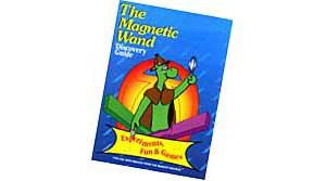 32 Page Activity Guide for Magnetic Wands Magnets