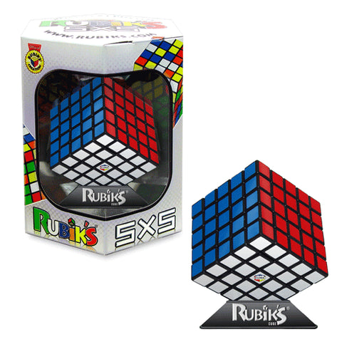 Rubiks Cube 5 x 5: Worlds #1 Biggest Puzzle