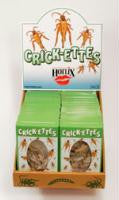 Crickettes Snack Box by Hotlix - Box of 24 Packs Sour Cream & Onion Flavor