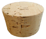 Cork Stopper Size 34: Pack of 10 (2.5 Inches Each)