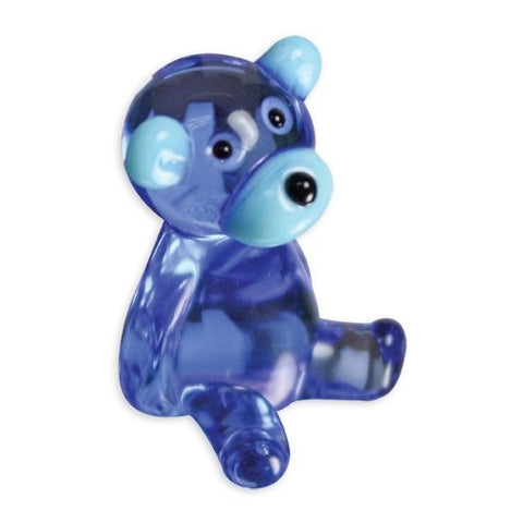 Looking Glass Torch Figurine - Freddie the Teddy Bear