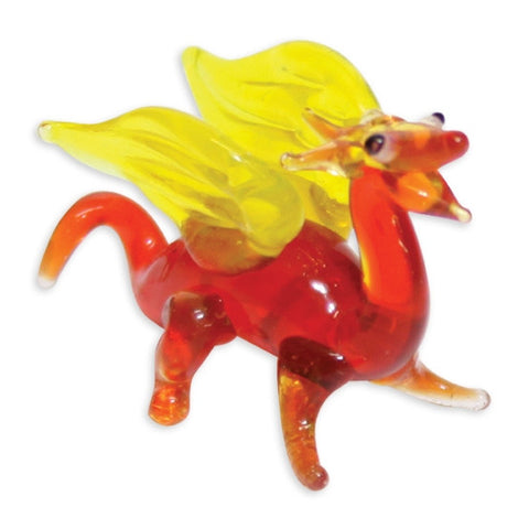 Looking Glass Torch - Draco Dragon - Ltd Ed Miniature