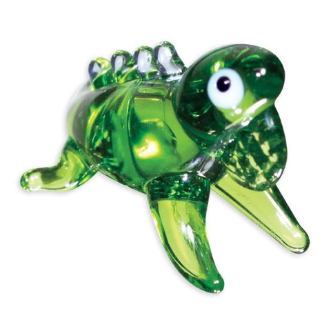 Looking Glass Torch Reptile Figurine - Igor the Iguana