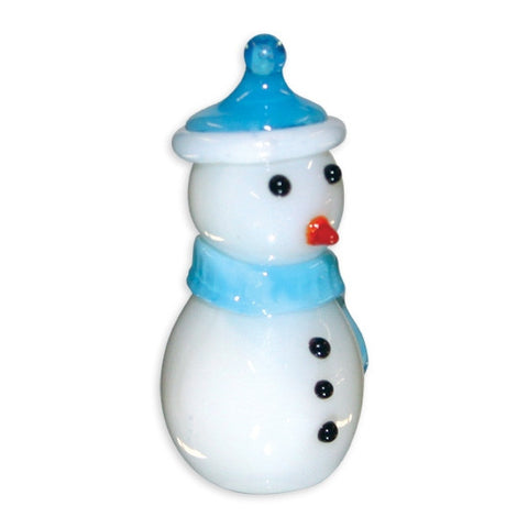 Looking Glass Torch Figurine - Frosty the Snowman