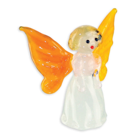 Looking Glass Torch Figurine - Angelina the Angel