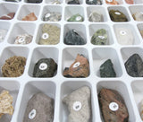 Earth Science Rock Mineral Comprehensive Collection
