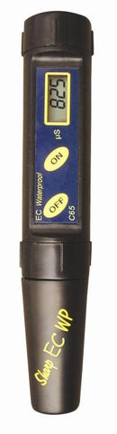 C65 Low Range Waterproof Conductivity Tester 0-1999 S/cm