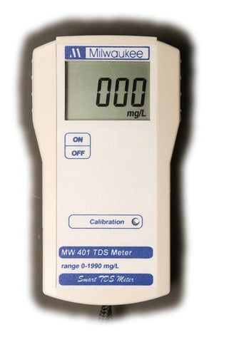 MW401 Economy Portable Conductivity/TDS Meter 0-1990 ppm