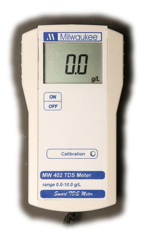 MW402 Portable Economy Conductivity/TDS Meter 0.0-10.0 g/l