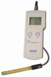 Mi106 Extended Range Portable pH/ORP/Temp Meter by Milwaukee