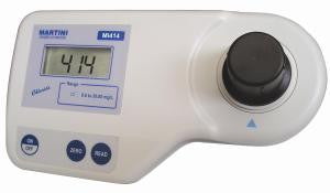 Mi414 Chloride Photometer 0.00 - 20.00 mg/L by Milwaukee