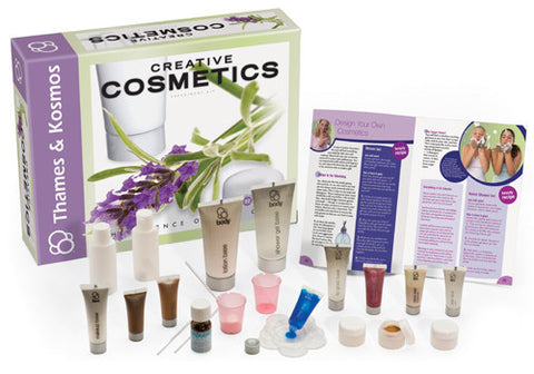 Thames & Kosmos Creative Cosmetics Kit - Create Your own Make-up Lotion