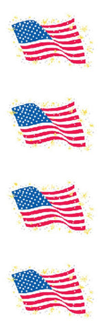 Mrs Grossman's Stickers - Independence Day Assortment