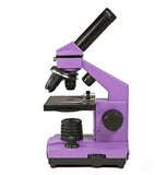 Levenhuk 2L NG Amethyst Microscope, w/Power Adapter
