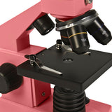 Levenhuk 2L NG Rose Microscope, w/Power Adapter