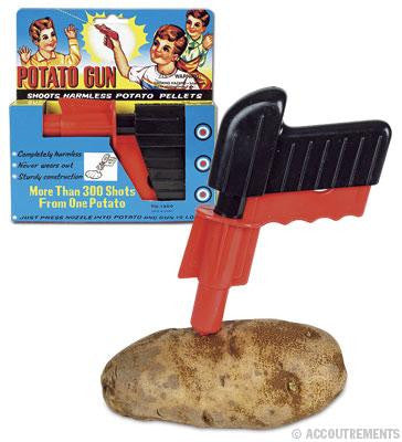 Potato Gun Classic Toy By Toysmith