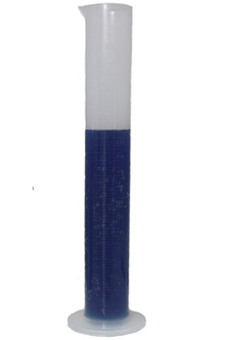 250mL Polypropylene Measuring Cylinder - 250mL Plastic Graduated Cylinder