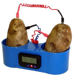Two Potato Clock - Green Science Electrochemical Cell