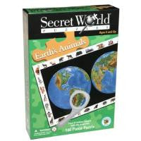 Secret World   100 Piece Puzzle: EARTH'S ANIMALS