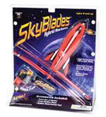 Skyblades Hybrid Rocket with Automatic Winder Stunt Plane