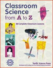 Classroom Science A-Z Book 26 Complete Lessons