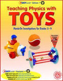 Teaching Physics with Toys Book & CD - Easyguide Terrific Science Series